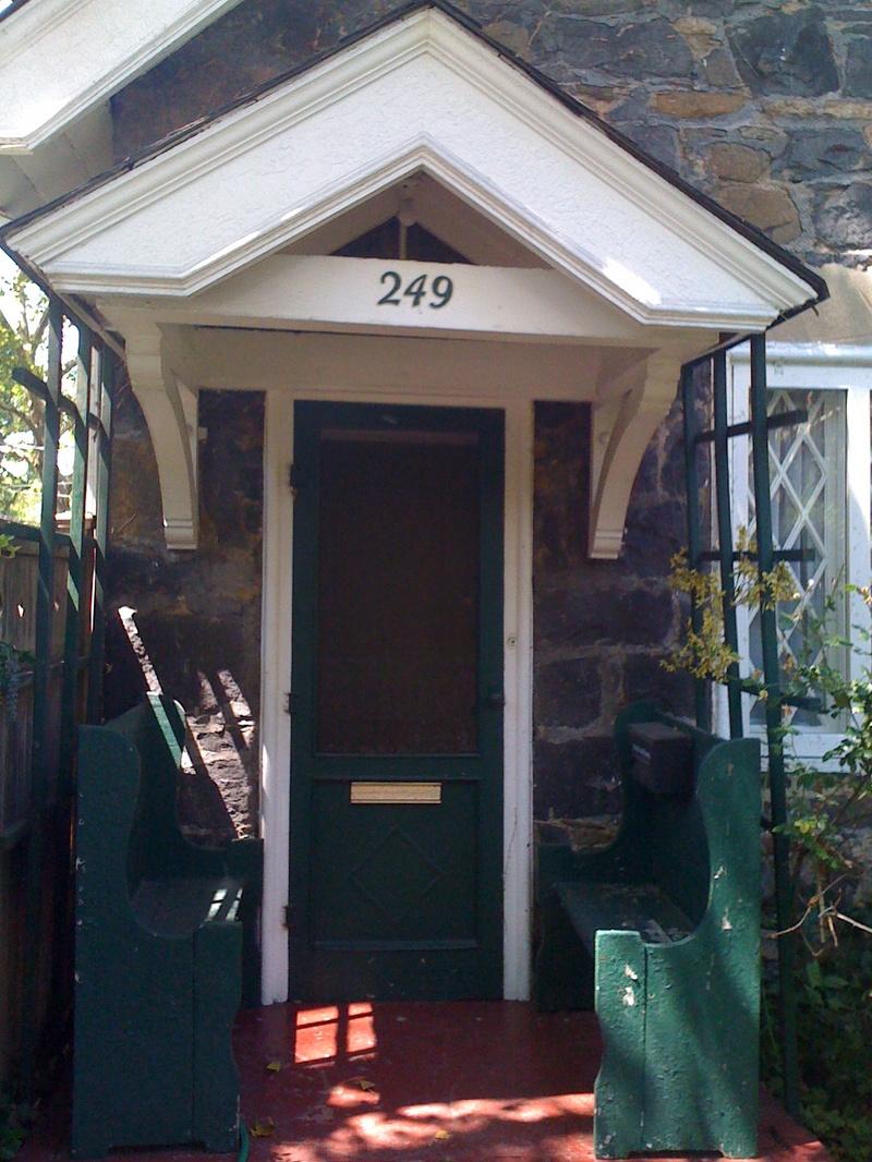 Mesmerizing Build Front Door Overhang Contemporary Exterior Ideas
